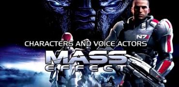 Hlasy v Mass Effect